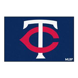 MLB - Minnesota Twins Starter Mat Rectangular Mats
