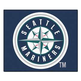 MLB - Seattle Mariners Tailgater Rug 5'x6'  Tailgater Mat