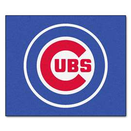 MLB - Chicago Cubs Tailgater Rug 5'x6'  Tailgater Mat