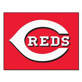 "MLB - Cincinnati Reds All-Star Mat 33.75""x42.5""  All Star Mat"