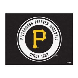 "MLB - Pittsburgh Pirates All-Star Mat 33.75""x42.5""  All Star Mat"