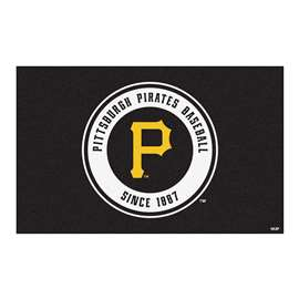 MLB - Pittsburgh Pirates Ulti-Mat 5'x8'  Ulti-Mat