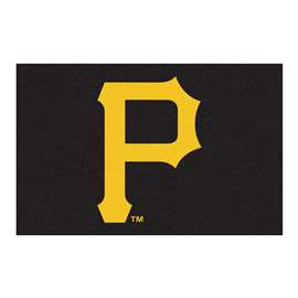 "MLB - Pittsburgh Pirates Starter Rug 19""x30""  Starter Mat"