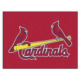"MLB - St. Louis Cardinals All-Star Mat 33.75""x42.5""  All Star Mat"