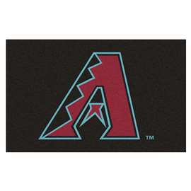MLB - Arizona Diamondbacks Ulti-Mat 5'x8'  Ulti-Mat