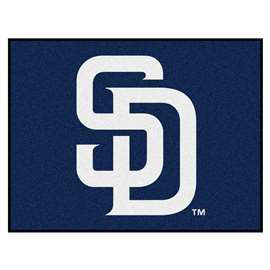 "MLB - San Diego Padres All-Star Mat 33.75""x42.5""  All Star Mat"