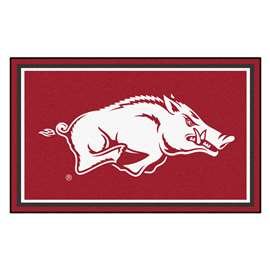 University of Arkansas  4x6 Rug Rug Carpet Mats