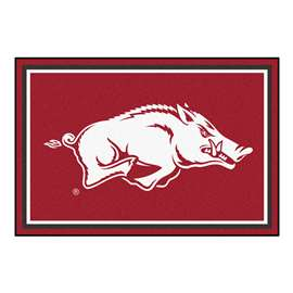 University of Arkansas  5x8 Rug Rug Carpet Mats