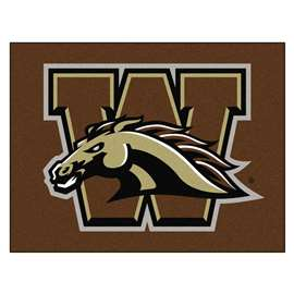 Western Michigan University  All Star Mat Rug Carpet Mats