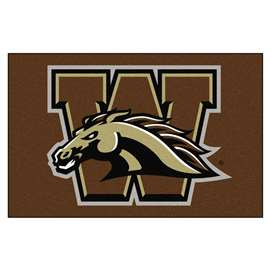 Western Michigan University  Starter Mat Mat, Rug , Carpet