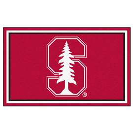 Stanford University  4x6 Rug Rug Carpet Mats