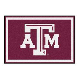 Texas A&M University  5x8 Rug Rug Carpet Mats
