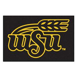 Wichita State University  Starter Mat Mat, Rug , Carpet