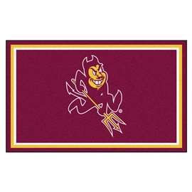 Arizona State University  4x6 Rug Rug Carpet Mats