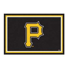 MLB - Pittsburgh Pirates 5'x8' Rug  5x8 Rug