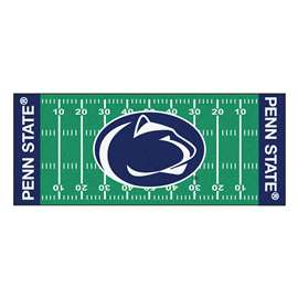 Penn State  Football Field Runner Mat Rug Carpet