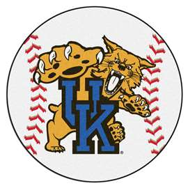 University of Kentucky  Baseball Mat Rug Carpet Mats