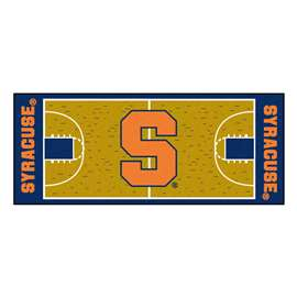 Syracuse University  NCAA Basketball Runner Mat, Carpet, Rug