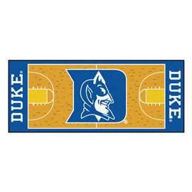 Duke University  NCAA Basketball Runner Mat, Carpet, Rug