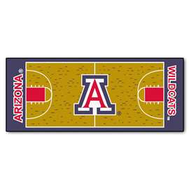 University of Arizona  NCAA Basketball Runner Mat, Carpet, Rug