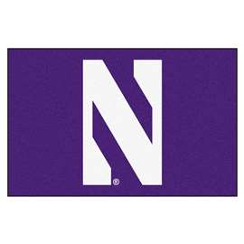 Northwestern University  Starter Mat Mat, Rug , Carpet