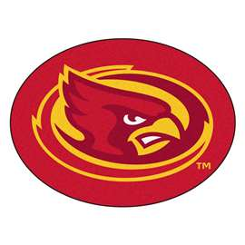 Iowa State University  Mascot Mat Mat, Rug Carpet