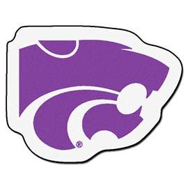Kansas State University  Mascot Mat Mat, Rug Carpet