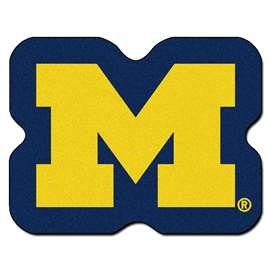 University of Michigan  Mascot Mat Mat, Rug Carpet