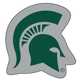 Michigan State University  Mascot Mat Mat, Rug Carpet