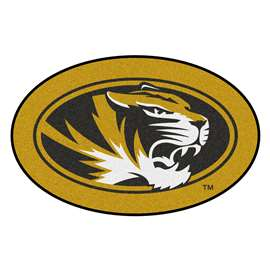 University of Missouri  Mascot Mat Mat, Rug Carpet