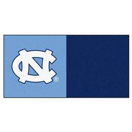 University of North Carolina - Chapel Hill  Team Carpet Tiles Rug, Carpet, Mats