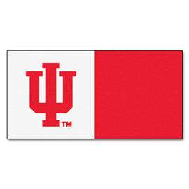 Indiana University  Team Carpet Tiles Rug, Carpet, Mats