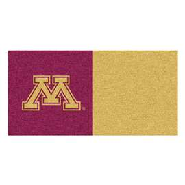 University of Minnesota  Team Carpet Tiles Rug, Carpet, Mats