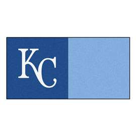 "MLB - Kansas City Royals 18""x18"" Carpet Tiles  Team Carpet Tiles"