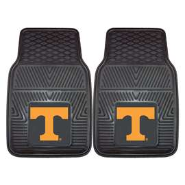 University of Tennessee  2-pc Vinyl Car Mat Set