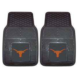 University of Texas  2-pc Vinyl Car Mat Set