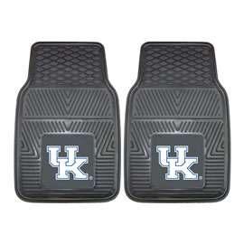 University of Kentucky  2-pc Vinyl Car Mat Set