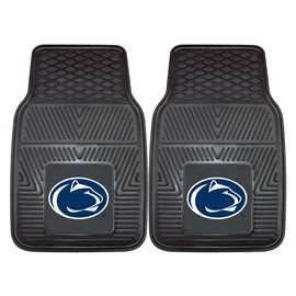 Penn State  2-pc Vinyl Car Mat Set