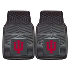 Indiana University  2-pc Vinyl Car Mat Set