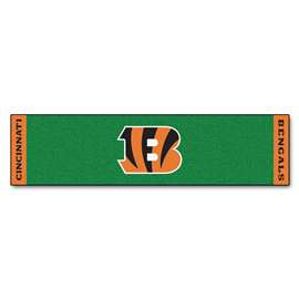 NFL - Cincinnati Bengals Putting Green Mat Golf Accessory