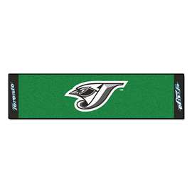 "MLB - Toronto Blue Jays Putting Green Runner 18""x72""   Putting Green Mat"
