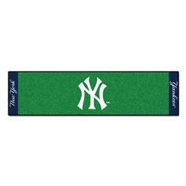 "MLB - New York Yankees Putting Green Runner 18""x72""   Putting Green Mat"
