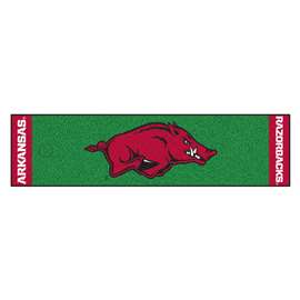University of Arkansas  Putting Green Mat Golf