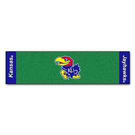 University of Kansas  Putting Green Mat Golf