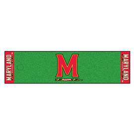 University of Maryland  Putting Green Mat Golf