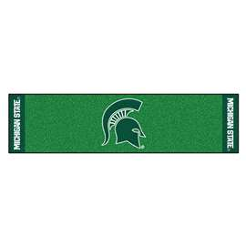 Michigan State University  Putting Green Mat Golf