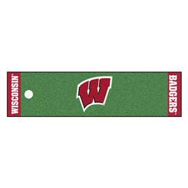 University of Wisconsin  Putting Green Mat Golf