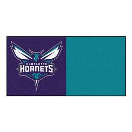 NBA - Charlotte Hornets  Team Carpet Tiles Rug, Carpet, Mats