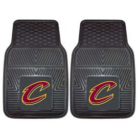 NBA - Cleveland Cavaliers  2-pc Vinyl Car Mat Set