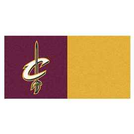 NBA - Cleveland Cavaliers  Team Carpet Tiles Rug, Carpet, Mats